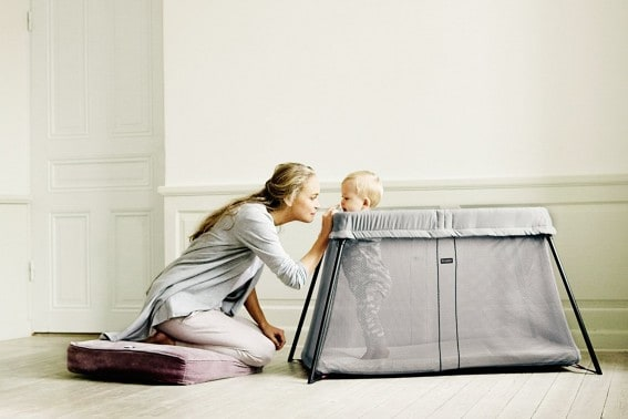 Best Travel Cribs: Baby Bjorn