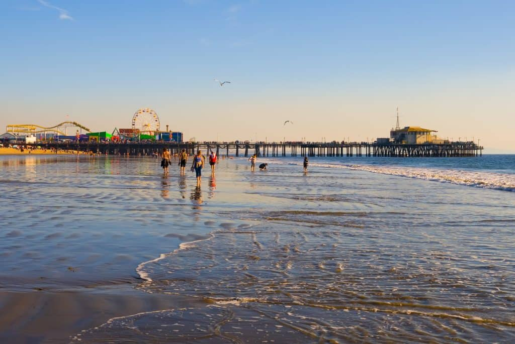 best beaches in Southern California for families