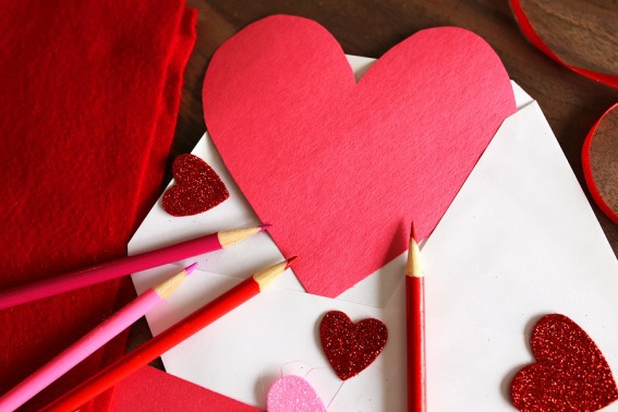 Valentine's Ideas: 10 Ways to Open your Heart to the World