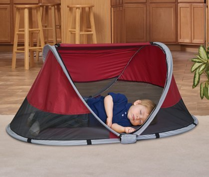 Best Travel Cribs: Kidco Peapod Travel Tent