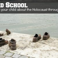 road school teaching your child about the holocaust through travel