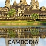 Cambodia: Angkor Archeological Park Through the Eyes of Young Kids 1