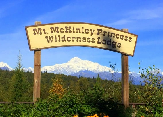 Mt. McKinley Princess Lodge is a remote property with million dollar views. Located in Denali State Park, the lodge is included in the Alaska Cruise with Princess Cruises