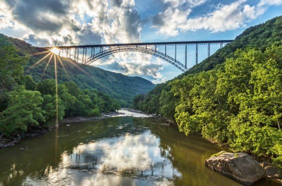ACE adventure resort and the New River Gorge