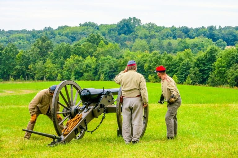 What to do in Virginia Go to a Civil War Battlefield