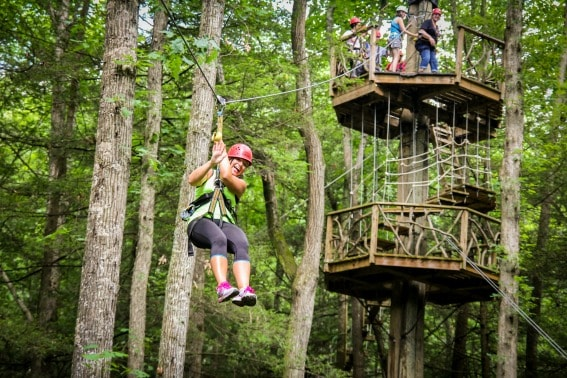 ACE adventure resort and zip lining