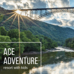 ACE Adventure Resort - Summer Adventure for Families in West Virginia 1