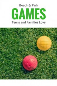 Games for the Beach & Park that Teens and Families Love 1