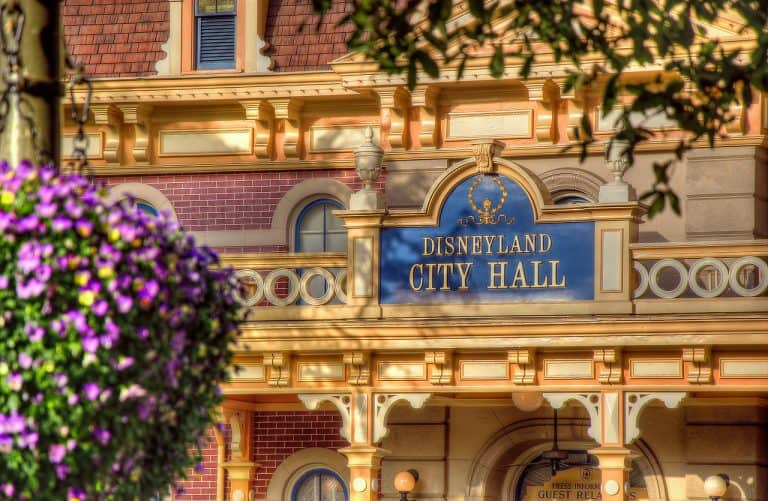 Disney Disability Pass City Hall