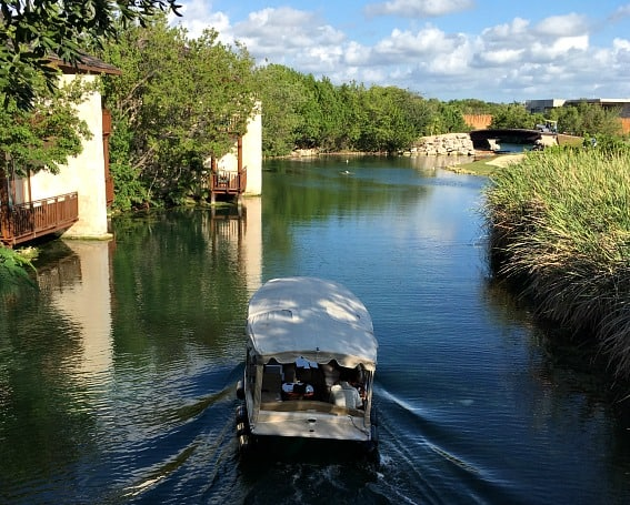 Traveling at the Fairmont Mayakoba, Riviera Maya