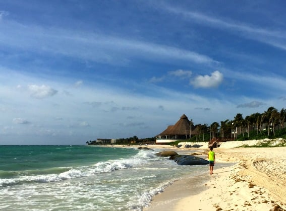Riviera Maya: Mayakoba Beach at the Fairmont