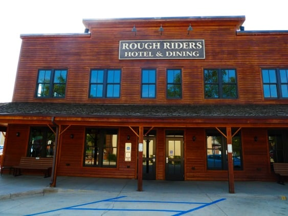 Theodore Roosevelt National Park Rough Riders Hotel