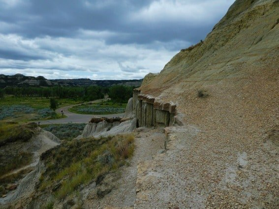 Hiking with kids in Theodore Roosevelt National Park