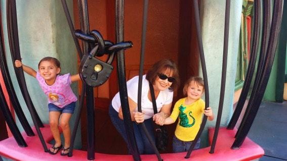disney with preschoolers tips- take breaks