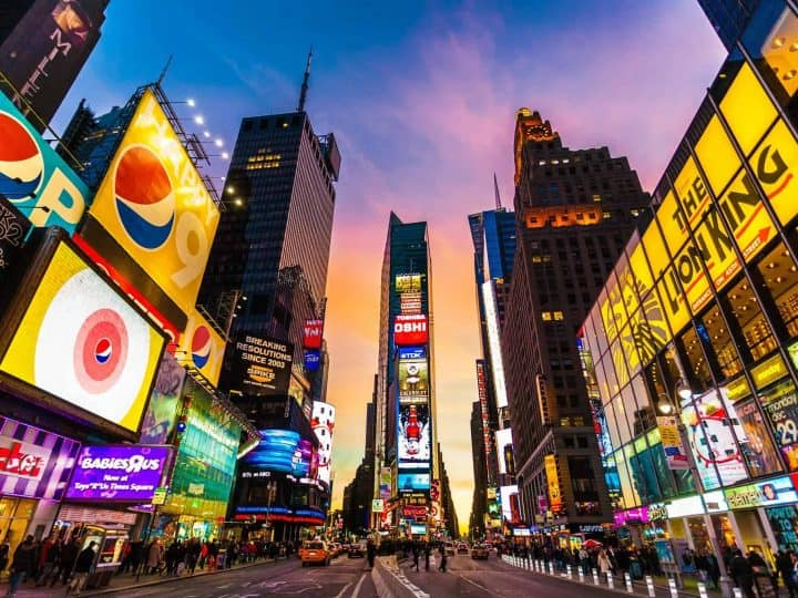 A First Timer's Guide to New York City with Kids