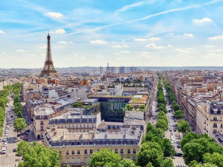 Top Ten Free Things to do in Paris