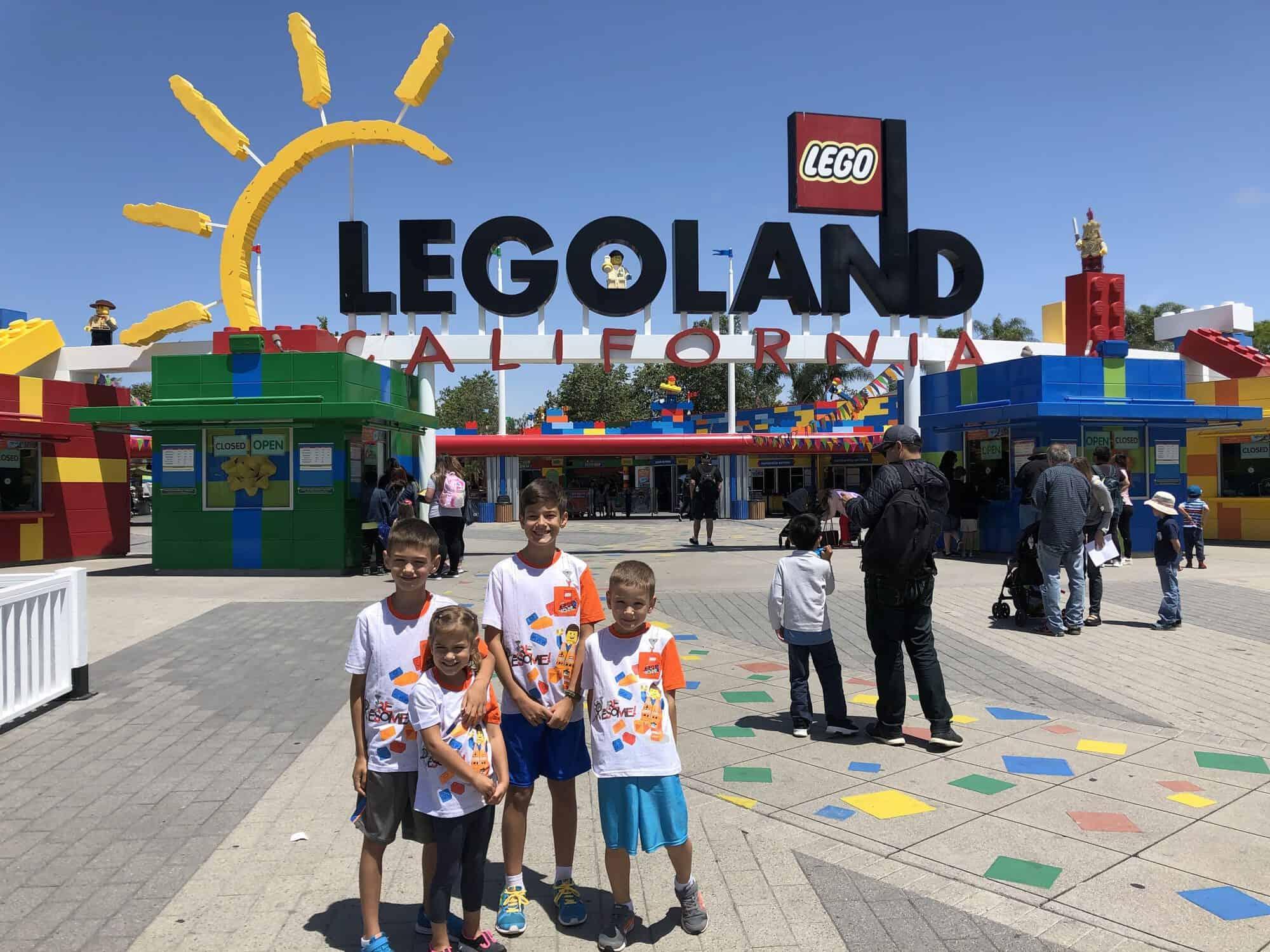 How to Score LEGOLAND California Discount Tickets