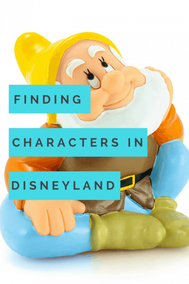 Where are the Disney characters? A guide to finding Disney characters, super heroes and princesses within Disneyland and Disney California Adventure