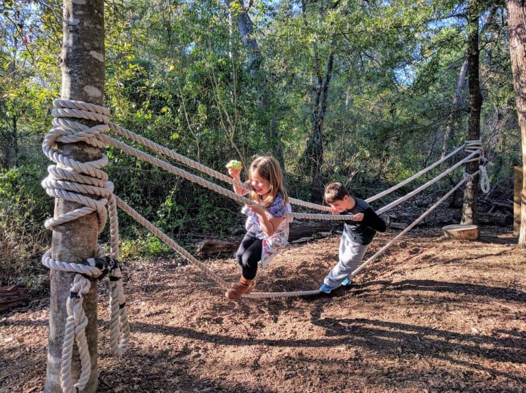 Houston activities with Kids include a visit to the Houston Arboretum