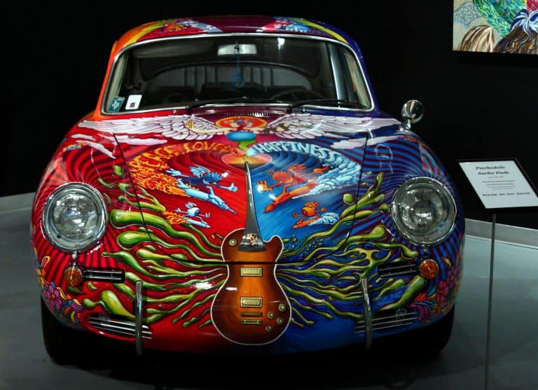 Visit the Art Car Museum in Houston with Kids