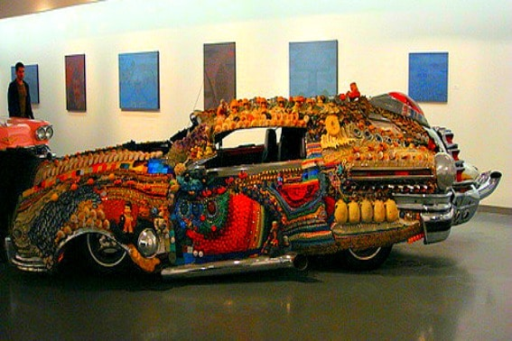 Top Ten Things to Do in Houston: Art Car Museum