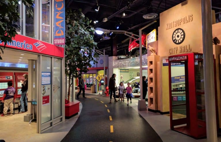Visit the Houston Children's Museum if you have young kids