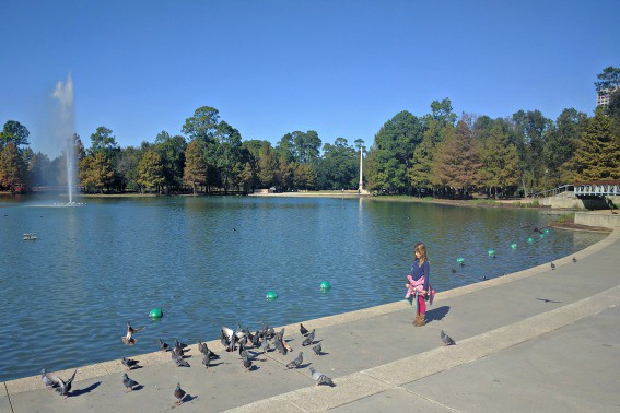 Top Ten Things To Do in Houston: Hermann Park