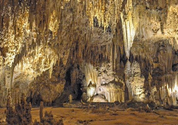 Kings Palace Carlsbad Caverns