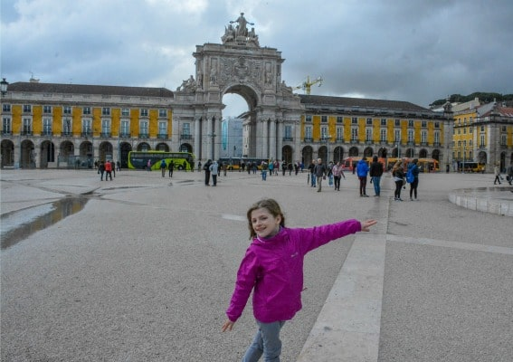 Exploring Lisbon with Kids: Getting outdoors and enjoying the sites
