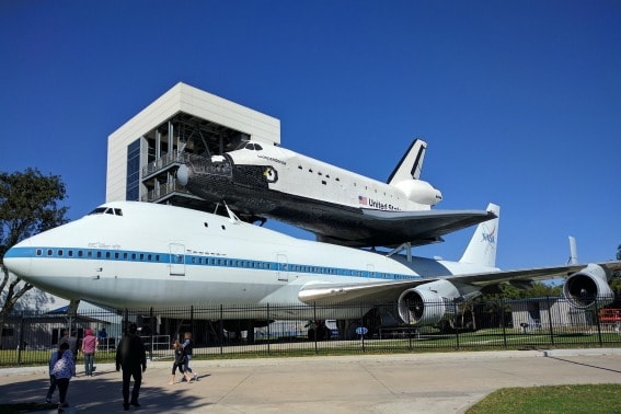Top Ten Things To Do in Houston: Space Center Houston