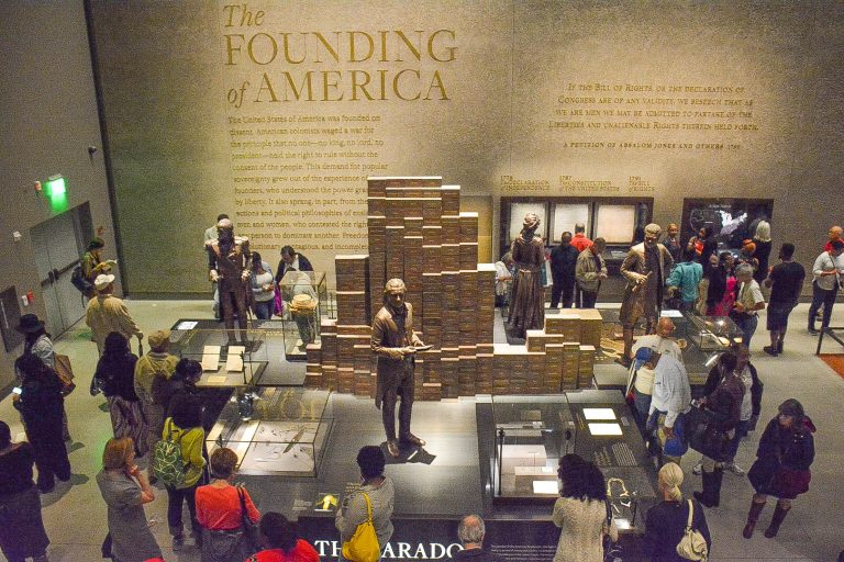 Things to do in Washington DC with Kids Smithsonian Museum of African American History and Culture