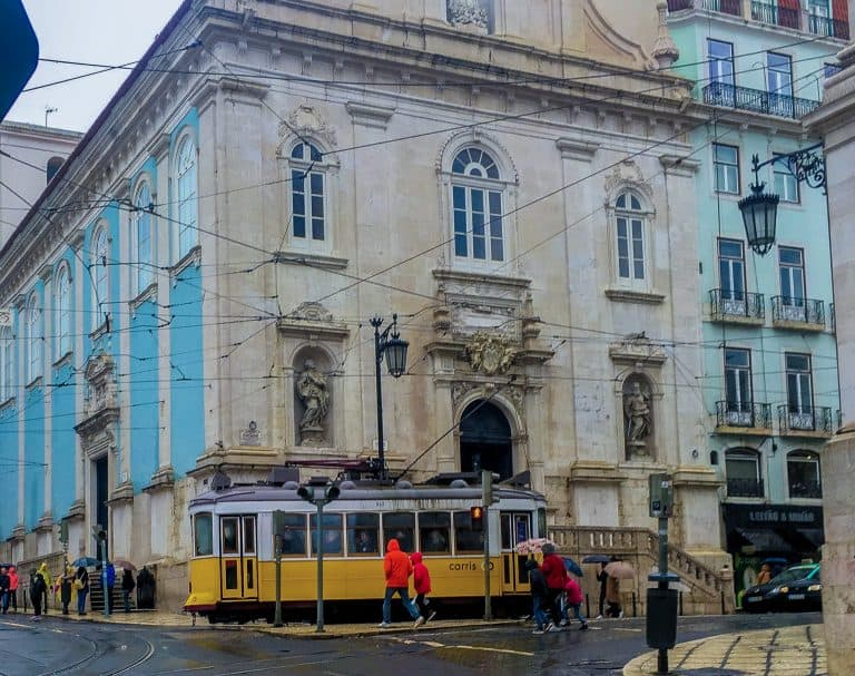 Things to do in Lisbon with Kids on a first trip to Europe with the Family