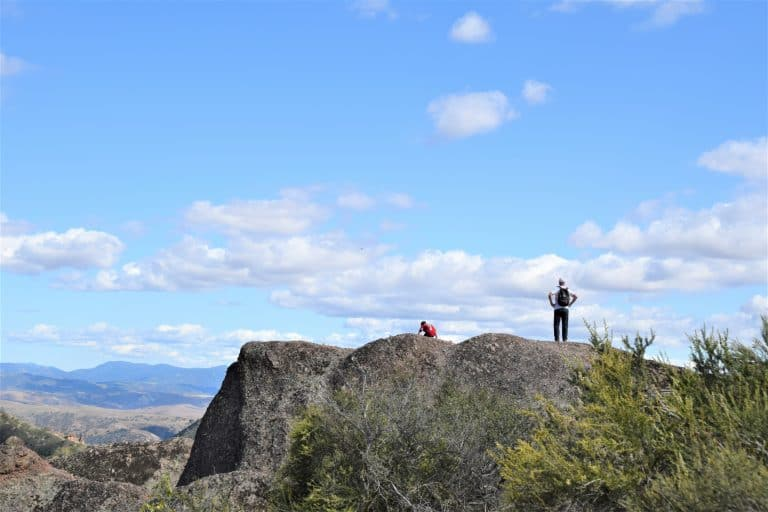 Hiking is one of the best things to do in Pinnacles National Park