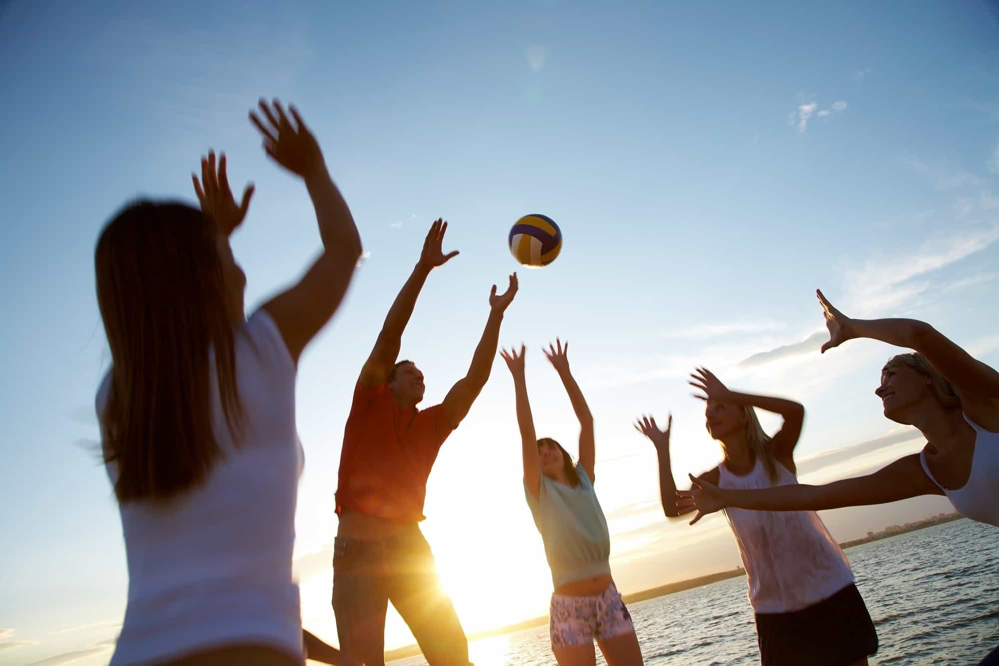 Games for the Beach & Park that Teens and Families Love
