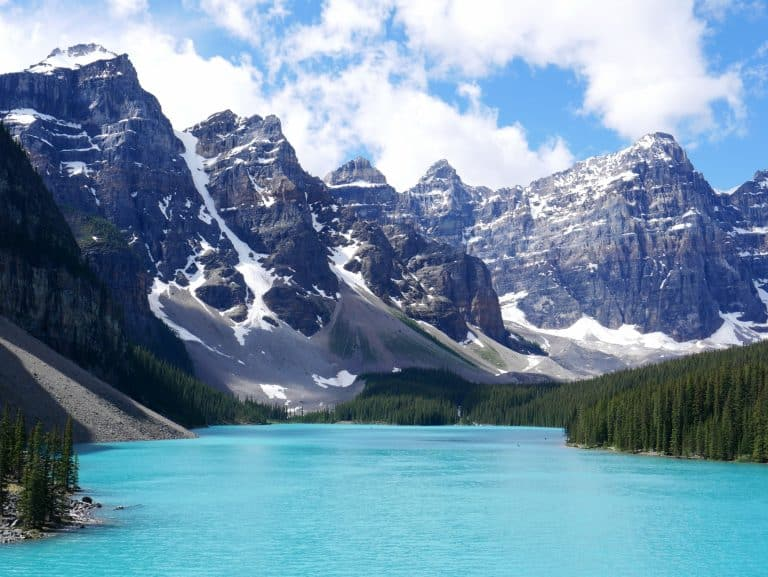 things to do in Banff National park lakes