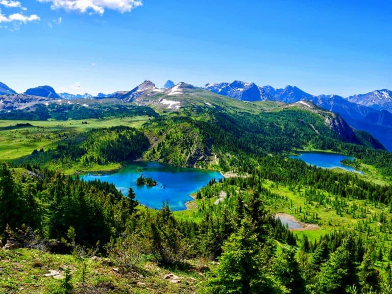 things to do in Banff National Park hiking
