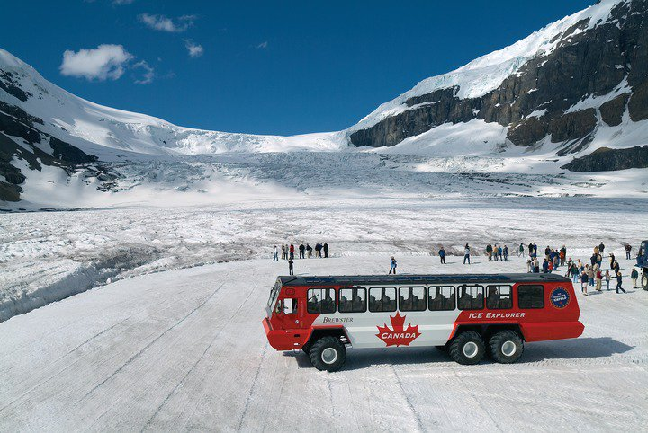 things to do in Banff National Park Columbia Icefields