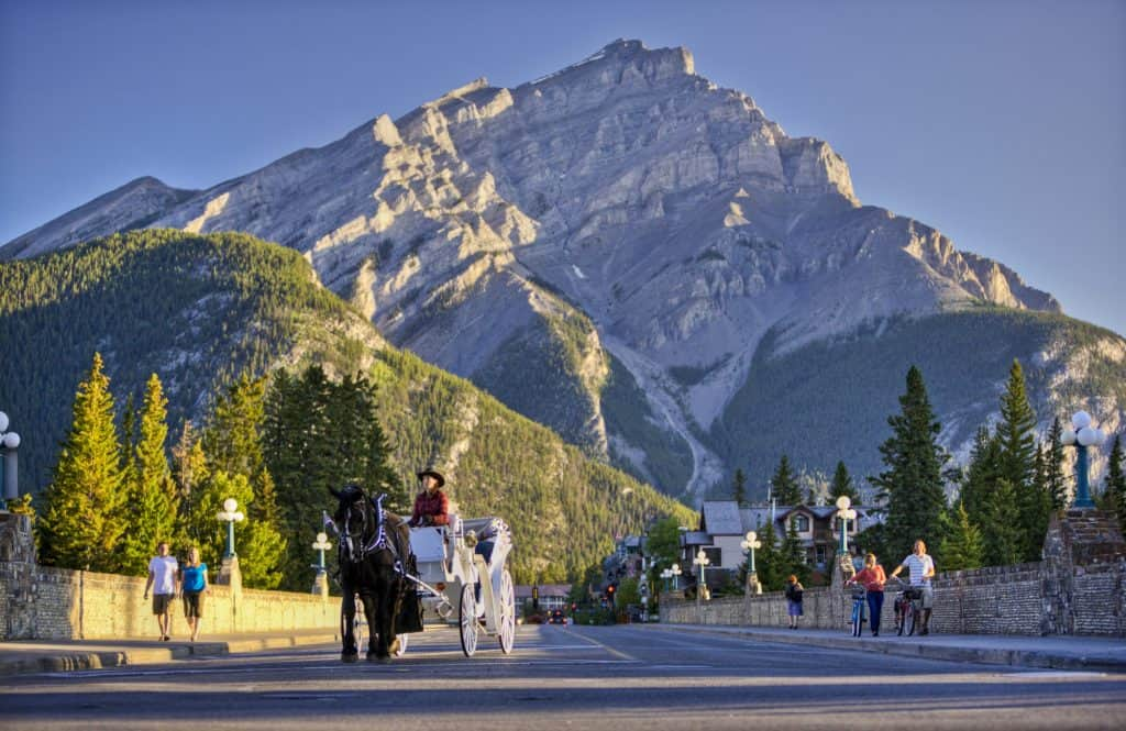 things to do in Banff with Kids
