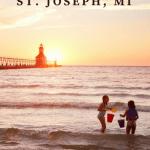 A Midwestern Beach Getaway: St. Joseph, Michigan 1
