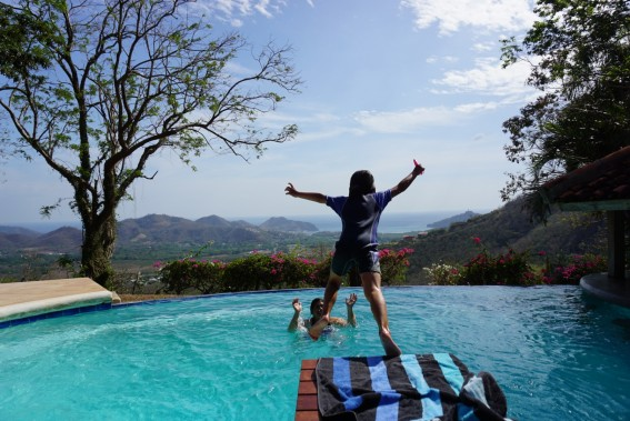 Nicaragua with Kids in the Villas