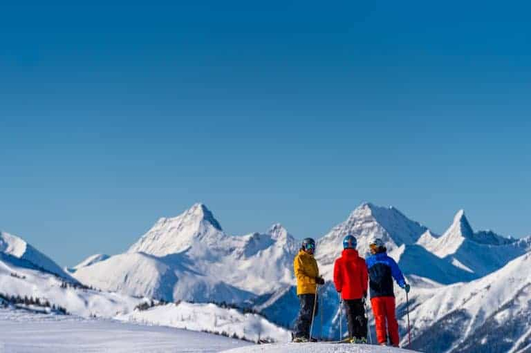 things to do in Banff national park skiing