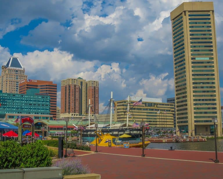 What to See in Baltimore Inner Harbor