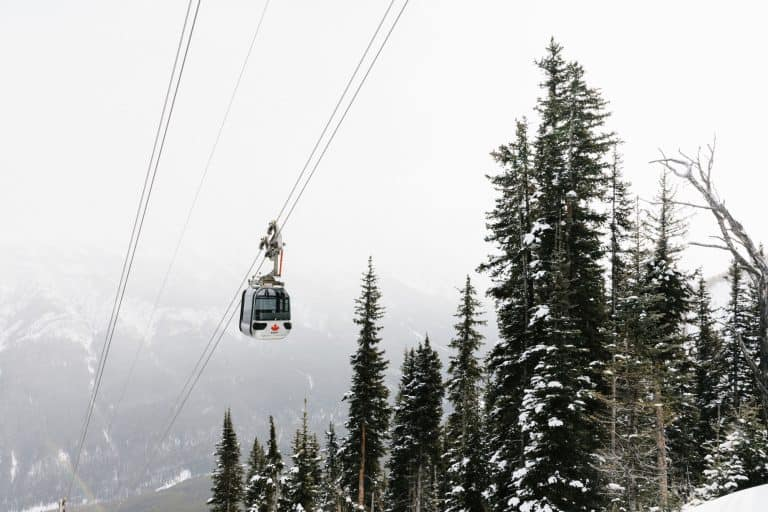 things to do in banff national park gondola