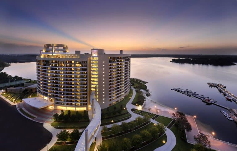 Disney Contemporary Resort - Walt Disney World