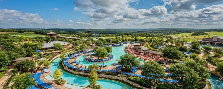 Best Hotel Pools JW Marriott San Antonio Hill Country