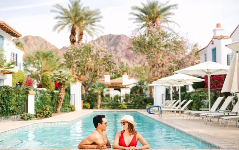 La Quinta Resort is home to over 30 pools