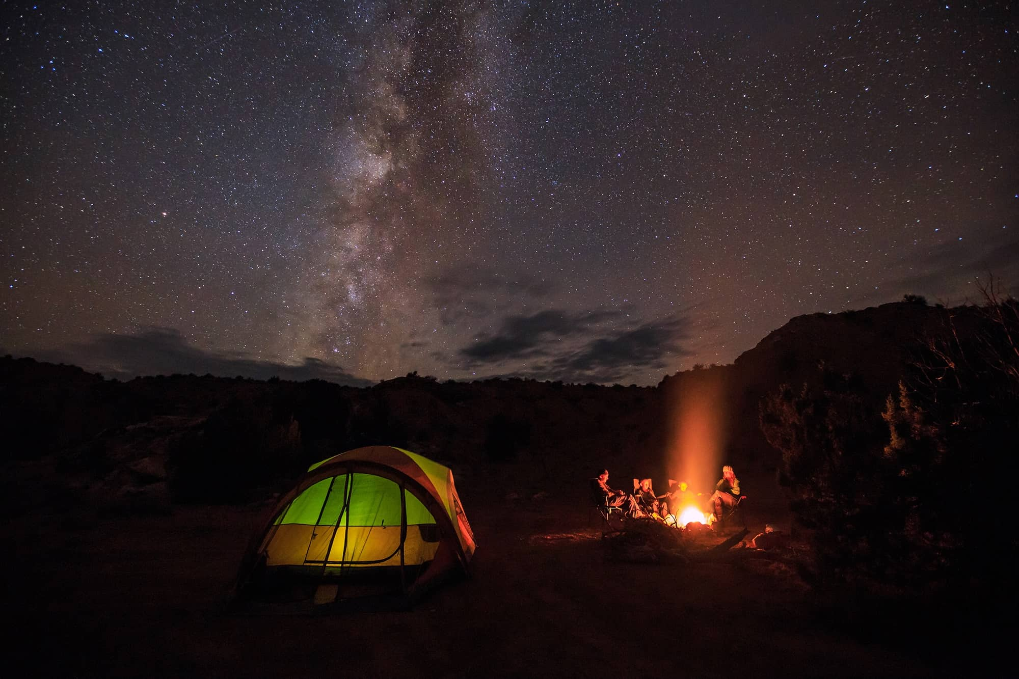 40+ of the Best Campgrounds in California
