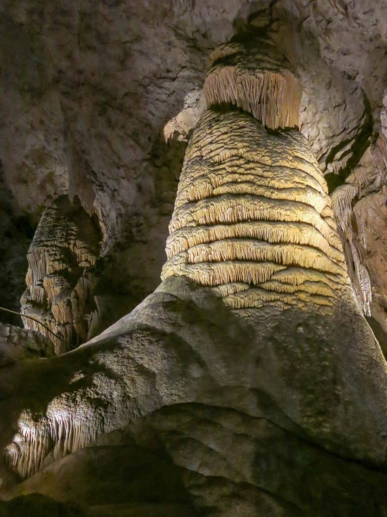 Carlsbad Caverns Big Room