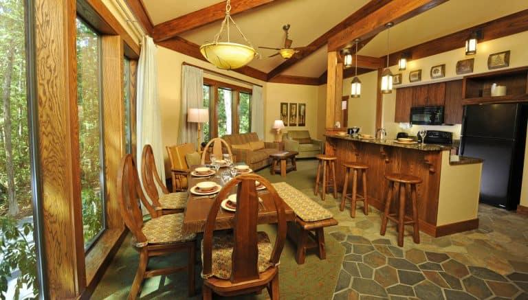Disney Saratoga Springs Treehouse Villas - Walt Disney World
