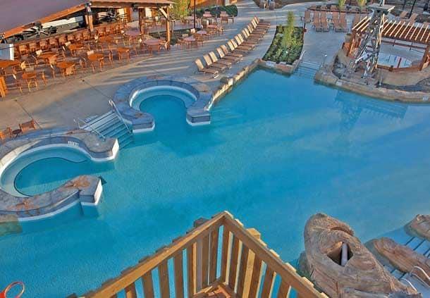 Gaylord Texan Hotel Pool